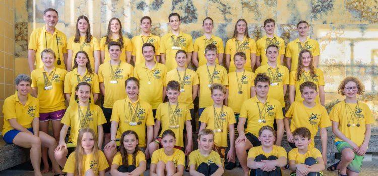 SSF Singen dominieren Bodensee-Titelkämpfen