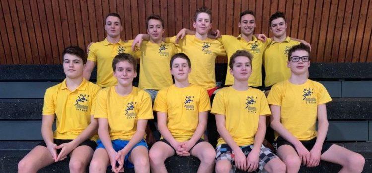 SSF-Herren in der Baden-Liga