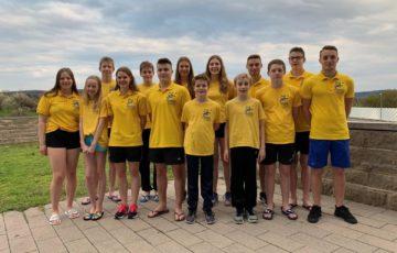 SSF-Schwimmer erfolgreich bei den BaWü-Meisterschaften