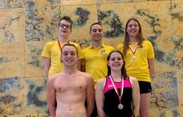 Singener Schwimmer erfolgreich bei den Süddeutschen Meisterschaften