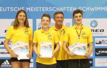 Nils Miedler deutscher Jugendmeister