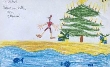 """""""Weihnachten am Strand"""""""