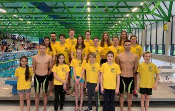 Westbadschwimmen in Freiburg 16.03.-17.03.2019