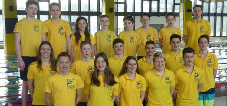 Schwimm-Sport-Freunde Singen erneut in Ungarn